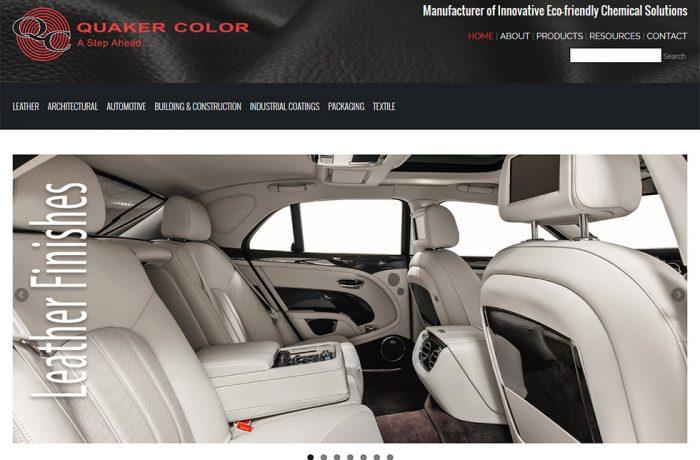 Website Design and Framework